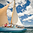 Rent a sailboat and set sail on Western Montana's Flathead Lake.