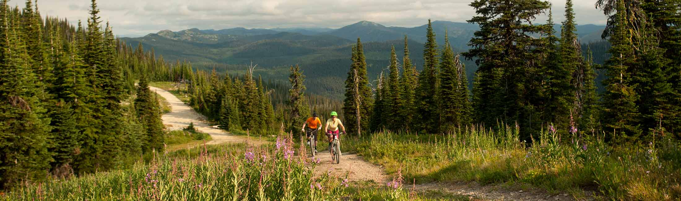 Fall is a great time to hike and bike the trails of Western Montana.