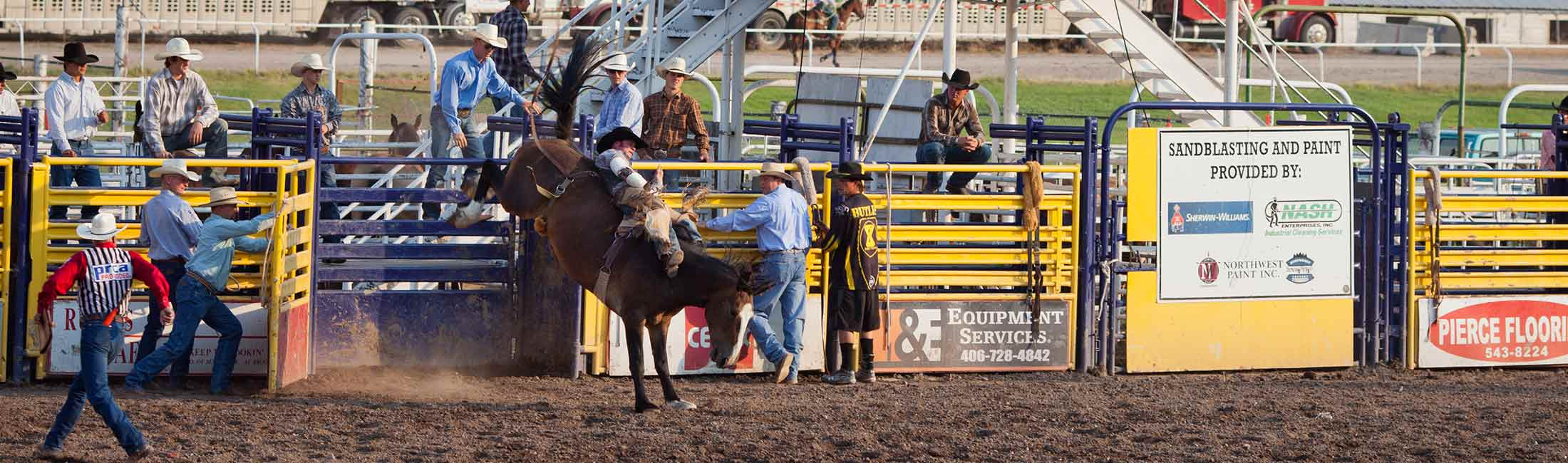 Missoula, Montana's Western Montana Fair is an event not to be missed.