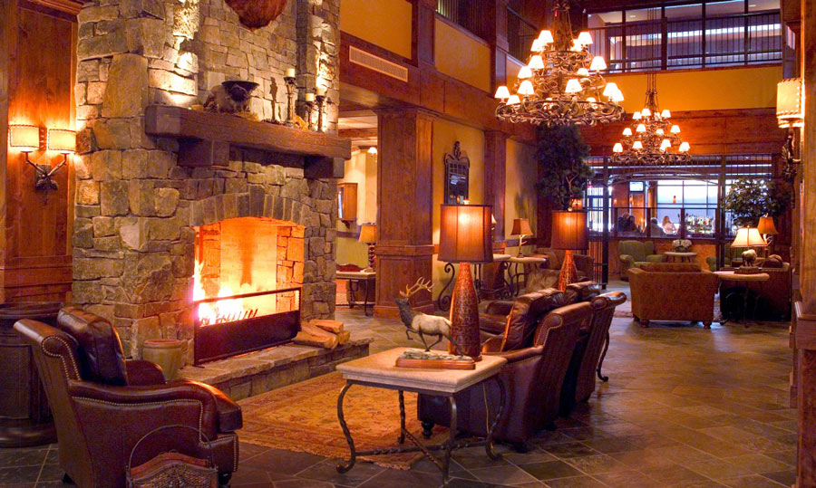 The Lodge at Whitefish Lake in Western Montana